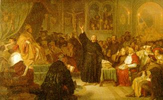 what city was diet of worms in